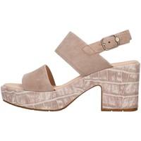 Cipők Női Szandálok / Saruk CallagHan 28801 BEIGE
