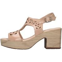 Cipők Női Szandálok / Saruk CallagHan 28701 BLUE