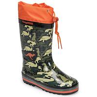 Cipők Fiú Gumicsizmák Kangaroos K-RAIN Keki