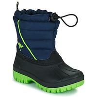 Cipők Fiú Hótaposók Kangaroos K-BEN Kék / Zöld