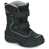 Cipők Gyerek Hótaposók Kangaroos K-LENO V RTX Fekete