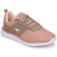 Cipők Női Rövid szárú edzőcipők Kangaroos BUMPY Rózsaszín