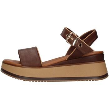 Cipők Női Szandálok / Saruk Inuovo 774011 BROWN
