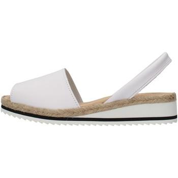 Cipők Női Szandálok / Saruk Ska 21CORFUNM WHITE