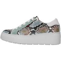 Cipők Női Rövid szárú edzőcipők CallagHan 14928 WHITE