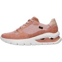 Cipők Női Rövid szárú edzőcipők CallagHan 45800 WHITE