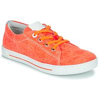 Cipők Gyerek Rövid szárú edzőcipők Birkenstock ARRAN KIDS Narancssárga