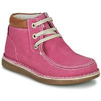 Cipők Lány Csizmák Birkenstock PASADENA HIGH KIDS Rózsaszín