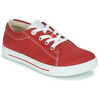 Cipők Gyerek Rövid szárú edzőcipők Birkenstock ARRAN KIDS Piros
