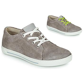 Cipők Gyerek Rövid szárú edzőcipők Birkenstock ARRAN KIDS Szürke