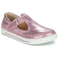 Cipők Lány Balerina cipők  Birkenstock ABILENE Rózsaszín