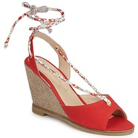 Cipők Női Szandálok / Saruk Petite Mendigote BLONDIE Piros