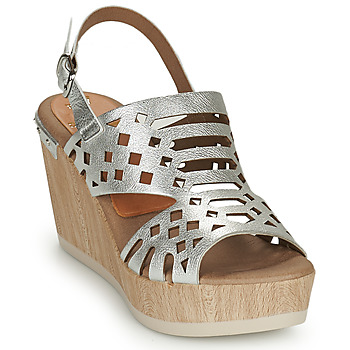 Cipők Női Szandálok / Saruk Dorking SALMA Ezüst