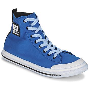 Cipők Férfi Magas szárú edzőcipők Diesel FAMILA Kék