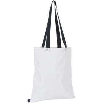 Táskák Bevásárló szatyrok / Bevásárló táskák Sols HAMILTON Blanco Blanco
