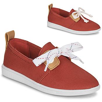 Cipők Gyerek Rövid szárú edzőcipők Armistice VOLT ONE Piros