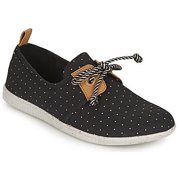 Cipők Női Rövid szárú edzőcipők Armistice VOLT ONE Fekete