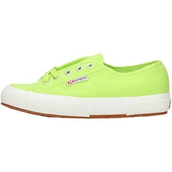 Cipők Rövid szárú edzőcipők Superga 2750S000010 Green 1