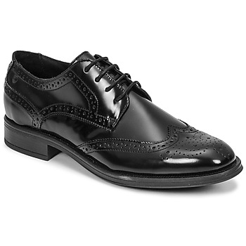 Cipők Férfi Oxford cipők Carlington LOUVIAN Fekete