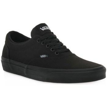 Cipők Férfi Deszkás cipők Vans Doheny Canvas Fekete