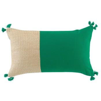 Otthon Párnák Douceur d intérieur THALIA Zöld