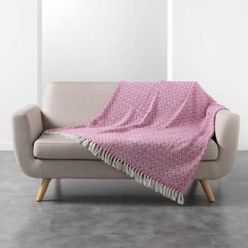 Otthon Plédek Douceur d intérieur PITHAYA Rózsaszín