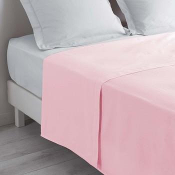 Otthon Lepedő Douceur d intérieur LINA Rózsaszín / Tiszta
