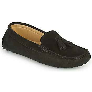 Cipők Női Mokkaszínek Casual Attitude GATO Fekete