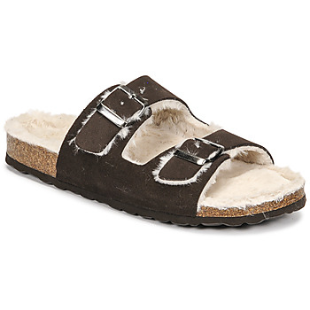 Cipők Női Mamuszok Casual Attitude NEW Fekete