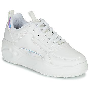 Cipők Női Rövid szárú edzőcipők Buffalo FLAT SMPL 2.0 Fehér