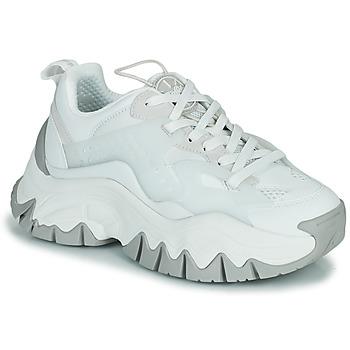Cipők Női Rövid szárú edzőcipők Buffalo TRAIL ONE Fehér