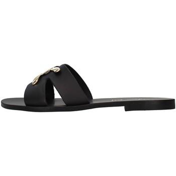 Cipők Női Papucsok S.piero E1-039 BLACK