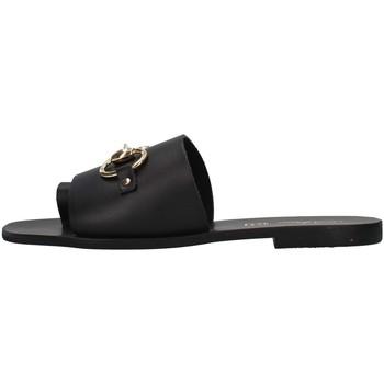 Cipők Női Papucsok S.piero E1-056 BLACK