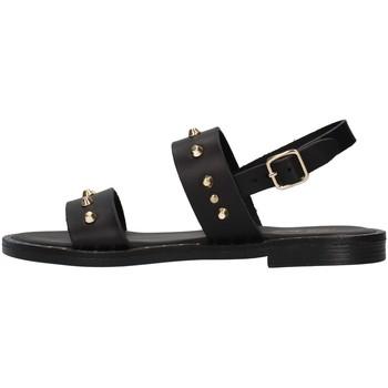 Cipők Női Szandálok / Saruk S.piero E2-013 BLACK