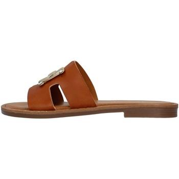 Cipők Női Papucsok S.piero E2-006 BROWN