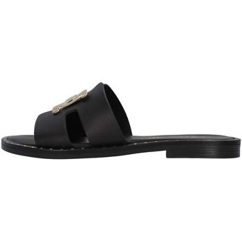 Cipők Női Papucsok S.piero E2-006 BLACK