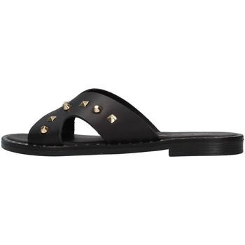 Cipők Női Papucsok S.piero E2-011 BLACK