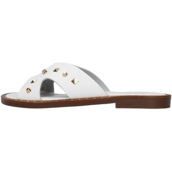 Cipők Női Papucsok S.piero E2-011 WHITE