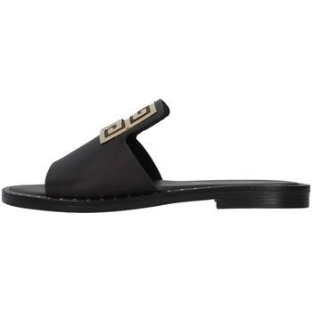 Cipők Női Papucsok S.piero E2-021 BLACK