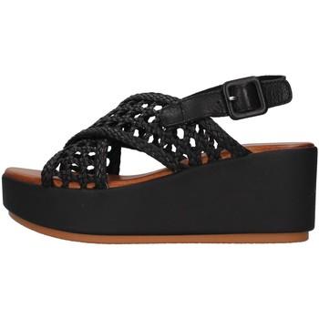 Cipők Női Szandálok / Saruk Inuovo 123064 BLACK