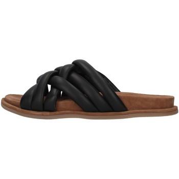 Cipők Női Papucsok Inuovo 777006 BLACK