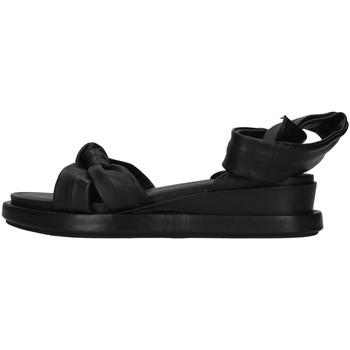 Cipők Női Szandálok / Saruk Inuovo 782005 BLACK