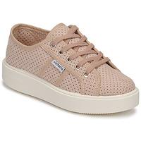 Cipők Női Rövid szárú edzőcipők Victoria  Rózsaszín