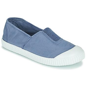 Cipők Gyerek Rövid szárú edzőcipők Victoria  Kék