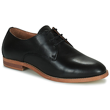 Cipők Női Oxford cipők Minelli DELINA Fekete