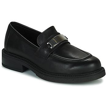 Cipők Női Mokkaszínek Minelli KARISMA Fekete