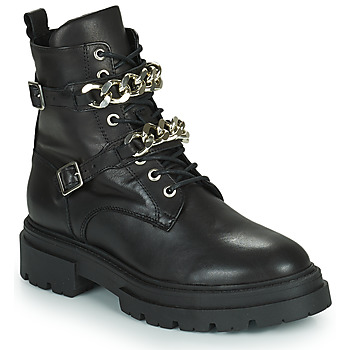 Cipők Női Csizmák Minelli GIULIA Fekete