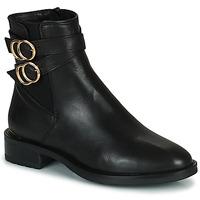 Cipők Női Csizmák Minelli LISA Fekete