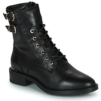 Cipők Női Csizmák Minelli LOLITA Fekete