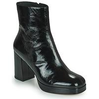 Cipők Női Bokacsizmák Minelli BETTYNA Fekete